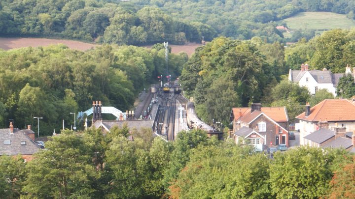 Grosmont NYMR Visit – 28th August 2018